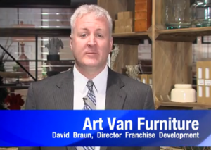D. Braun - Art Van Furniture