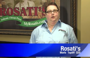 M. Topliff - Rosati's