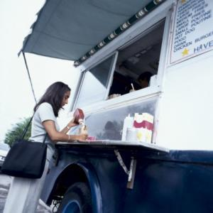 Foodtruck - ThinkStock87741362