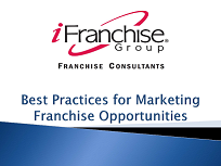 Best Practices for Start Up and Early Franchisors - seminar graphic