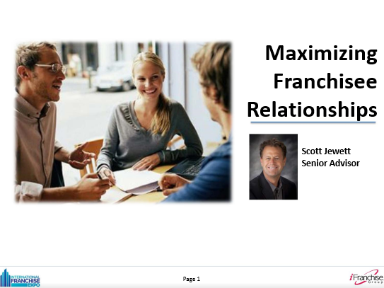 Franchisee Relationships