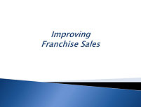 Improving Franchise Sales - WCFE seminar graphic