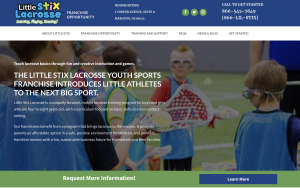 Little Stix Lacrosse Franchise Website