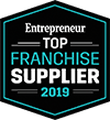 Top Franchise Consulting Supplier - Entrepreneur 2019