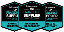 Top Franchise Consulting Supplier - Entrepreneur 2019 & 2020