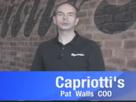 Capriotti's Patt Walls COO